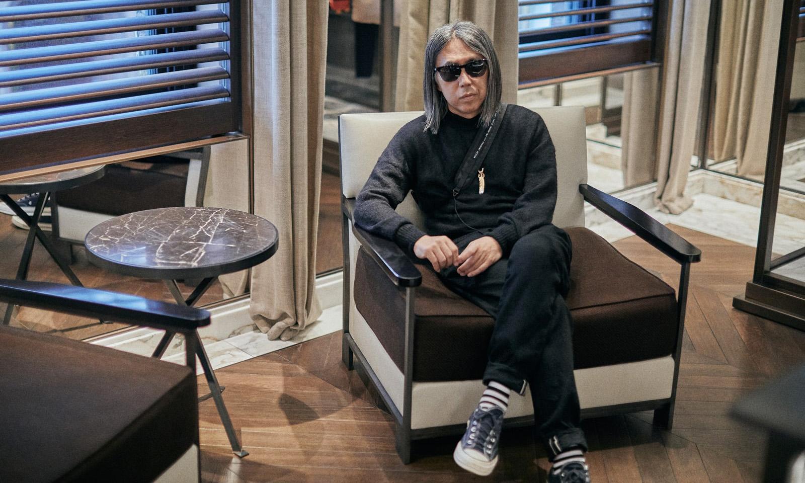 你会期待藤原浩的新联名鞋款吗?
