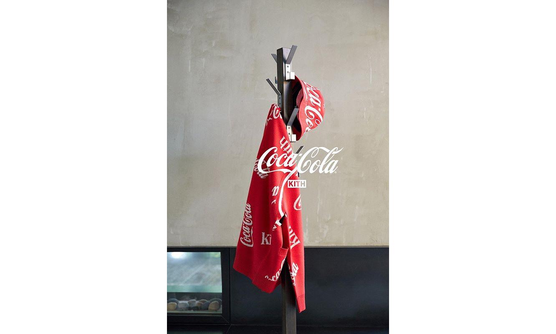 KITH x Coca-Cola 联名系列发售日期公布