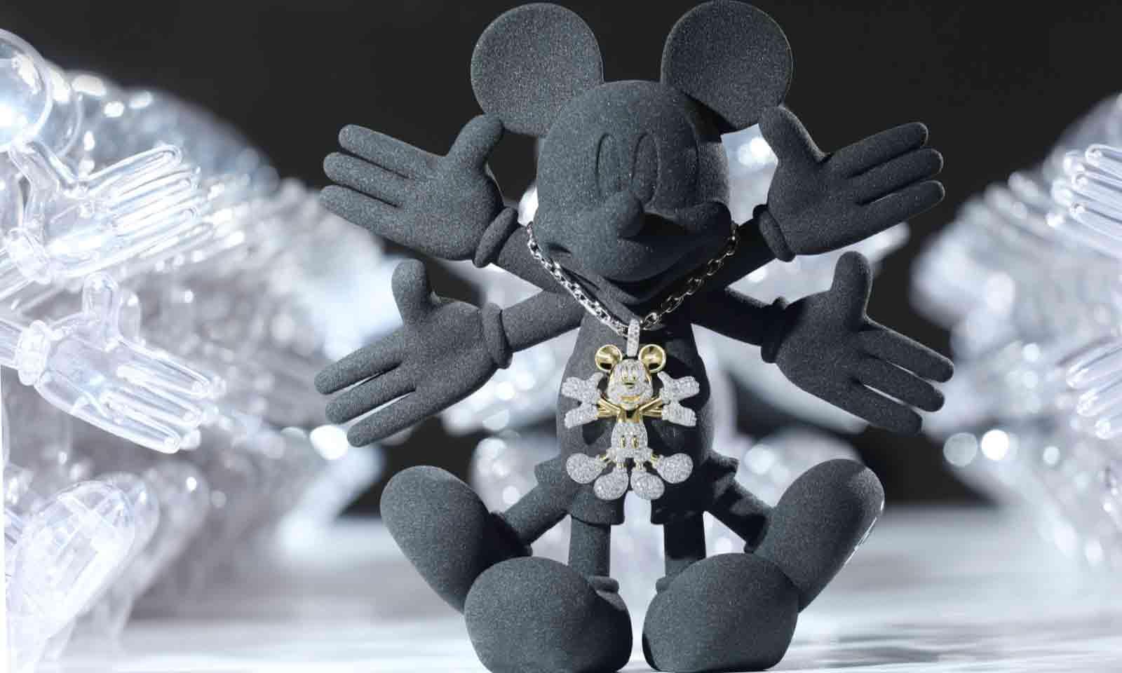 POP INFINITY 联名项目「Snow Angel Mickey」本月最终系列发售敲定