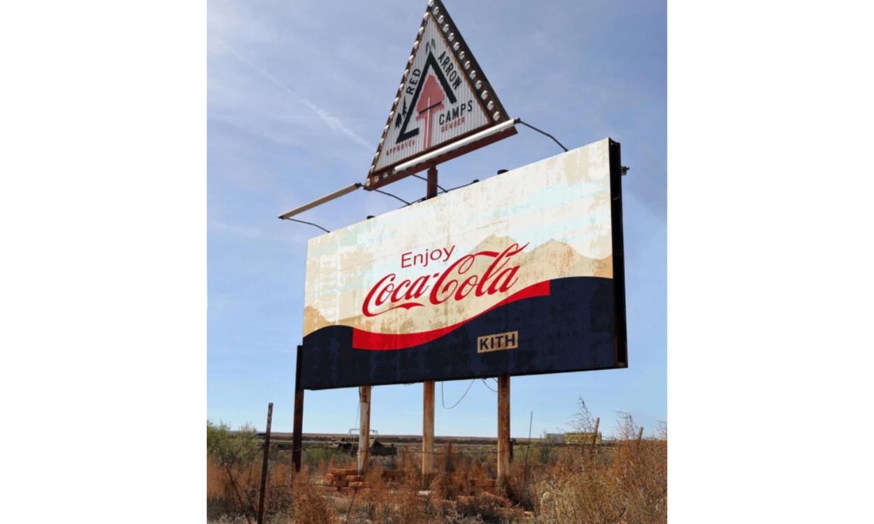 Ronnie Fieg 暗示全新 Coca-Cola x KITH 合作即将来袭