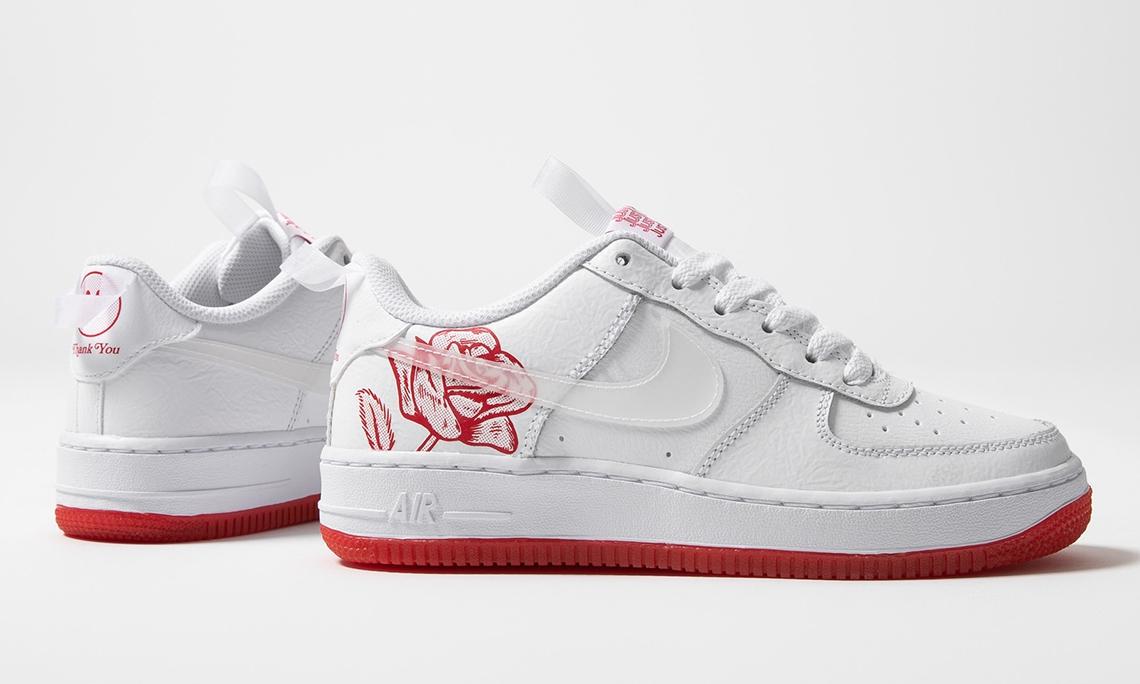 灵感源自「购物袋」的 Nike Air Force 1 童鞋新设计正式亮相