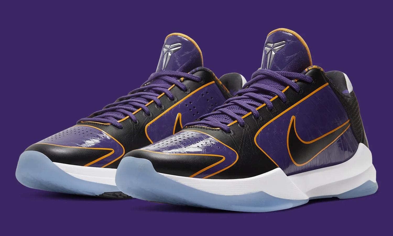 Nike Kobe 5 Protro 3 配色发售信息公布