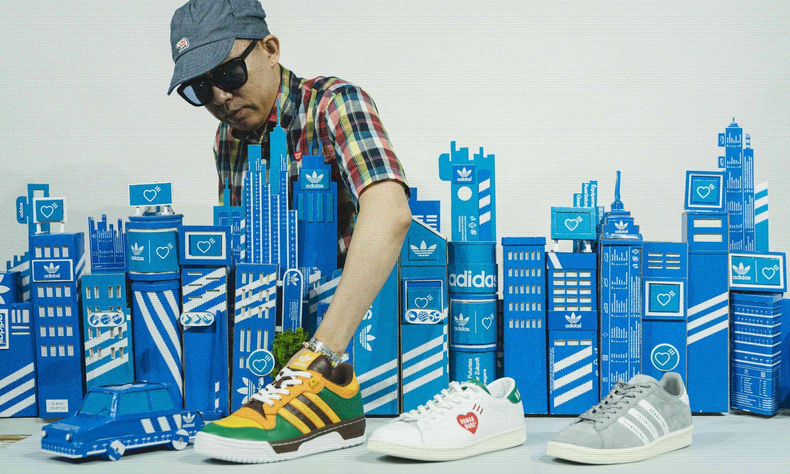 2020 春夏最终章,HUMAN MADE x adidas Originals 重塑经典