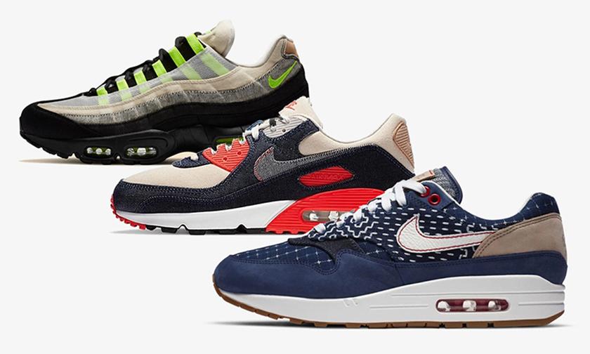 品质细节注入经典,DENHAM x Nike 联名系列即将登场