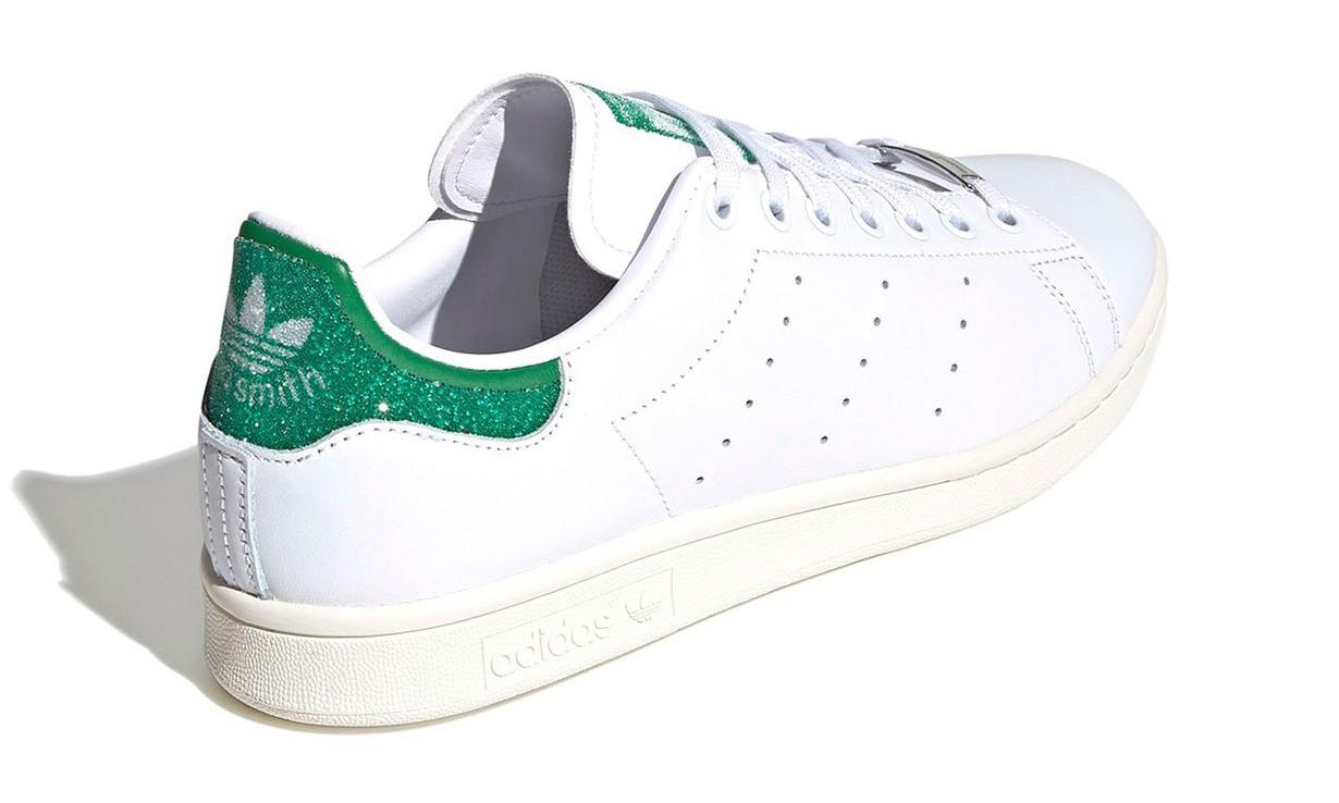 与 Swarovski 合作,adidas Originals 释出奢华水晶版本 Stan Smith 及 Superstar 鞋款