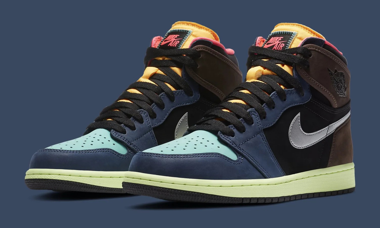 Air Jordan I High「Bio Hack」发售日期确定