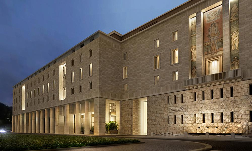 饱览意大利首都的美景,BVLGARI 罗马饭店将于 2022 年开幕