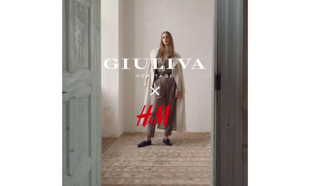 Giuliva Heritage x H&M 合作系列发布首支预告