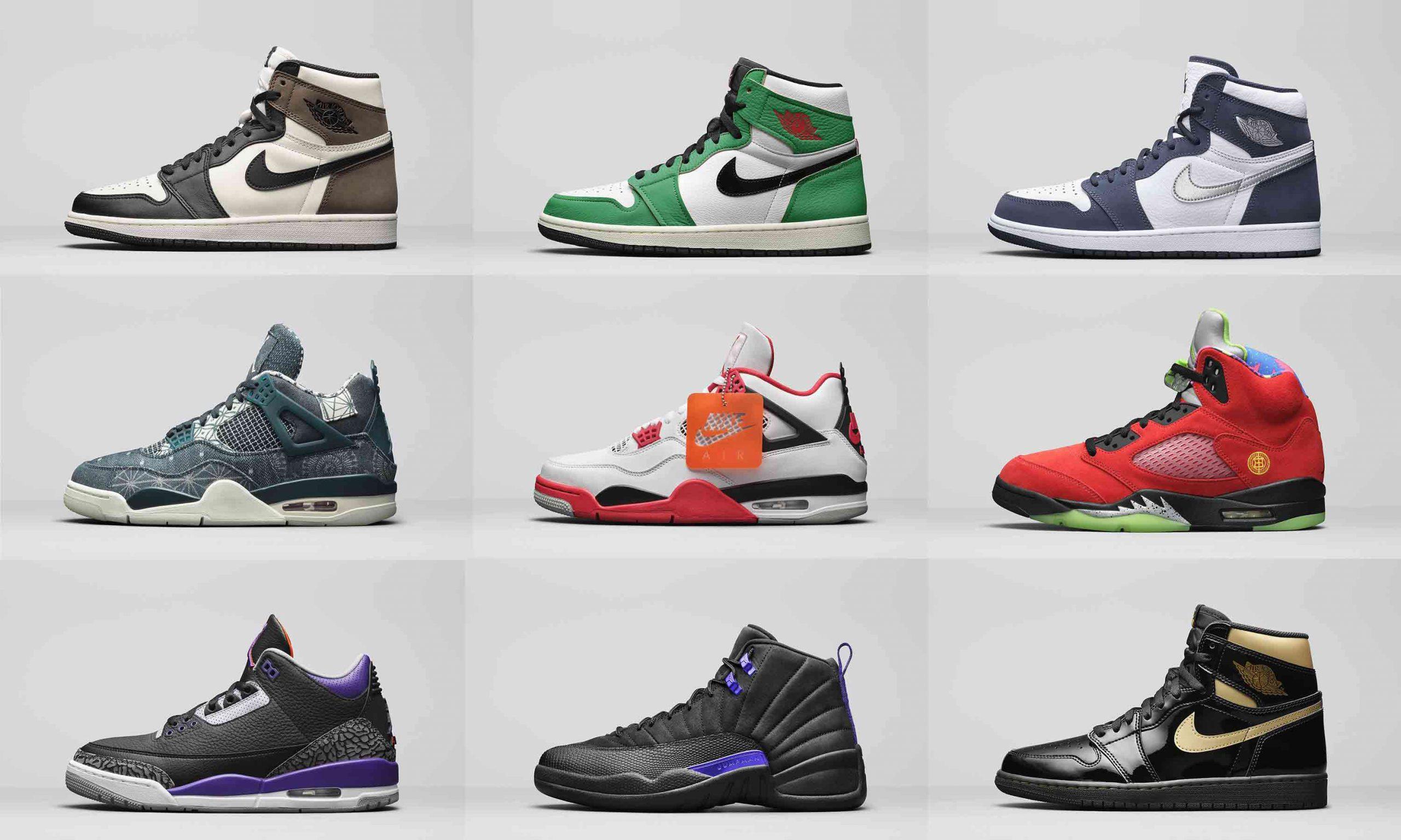 重磅不停歇,Jordan Brand 2020 冬季发售系列详览