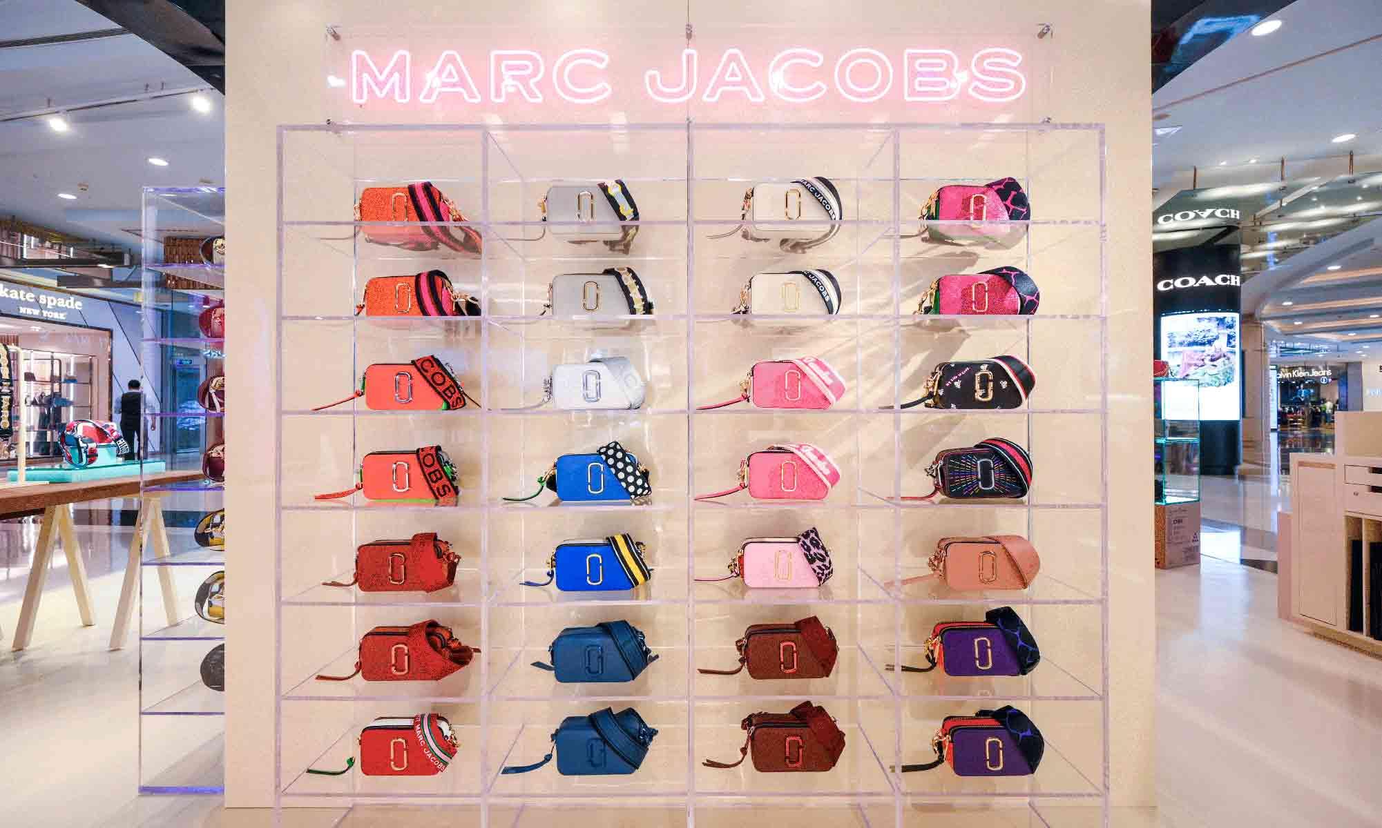 Marc Jacobs 正式开启 Snapshot 相机包庆典