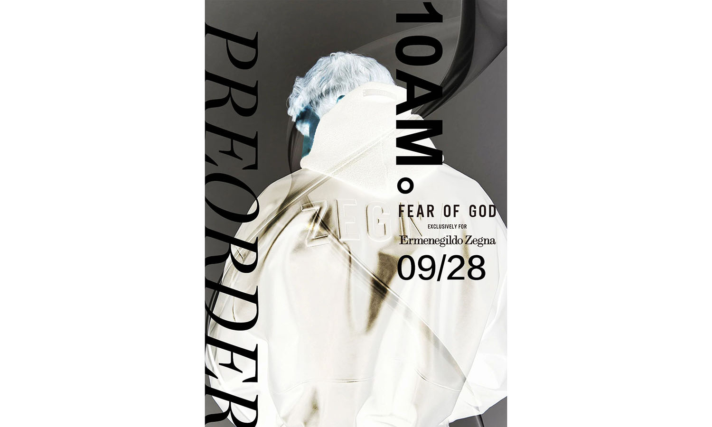 INNERSECT 开启杰尼亚 x FEAR OF GOD 联名系列预售