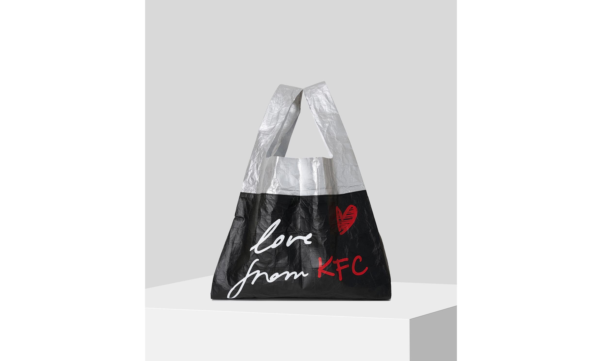 KFC x KARL LAGERFELD 跨界联名系列公开