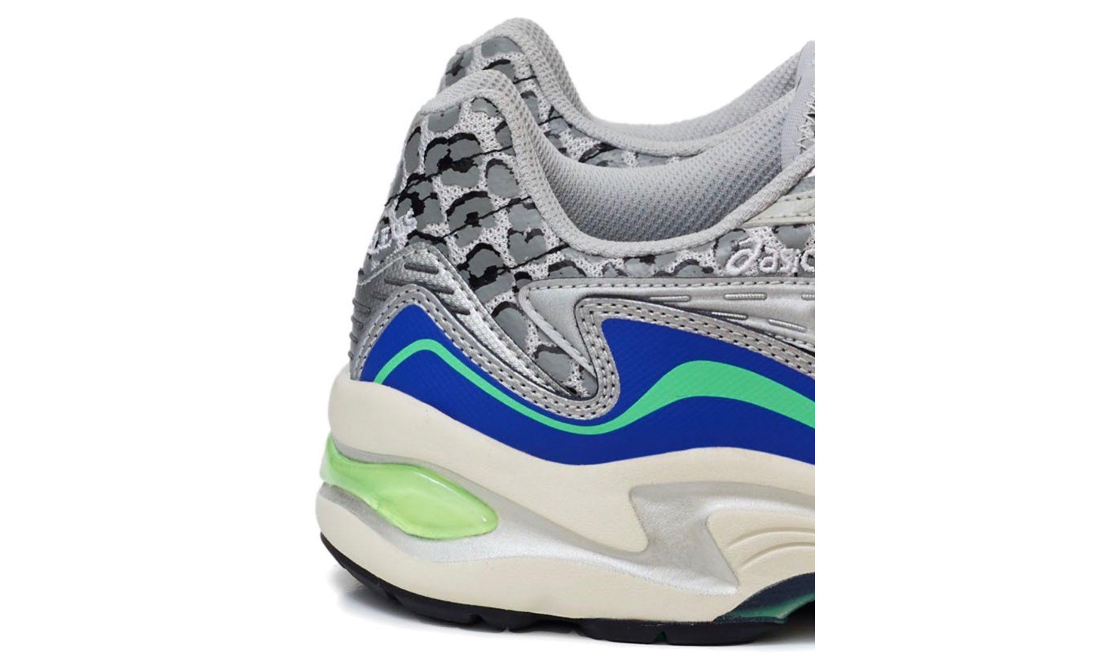 Awake NY x ASICS 新联名鞋款释出谍照