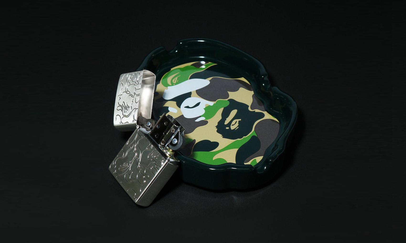 ZIPPO x A BATHING APE® 合作系列登场