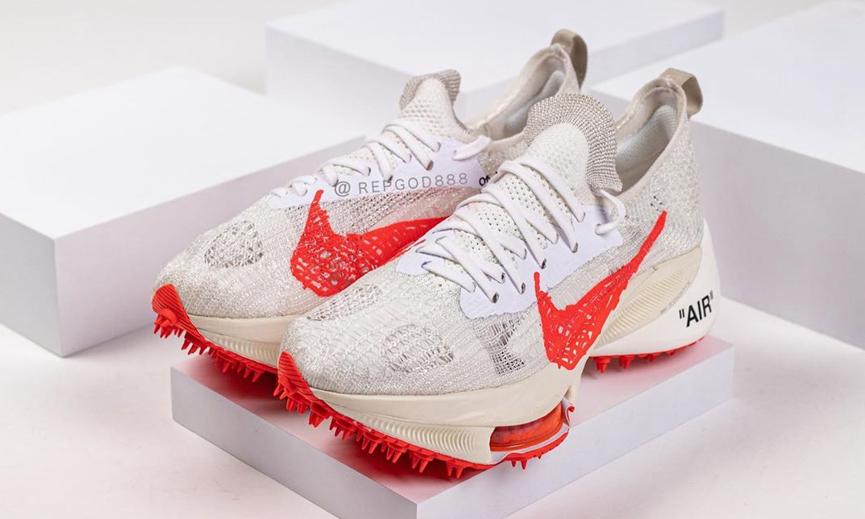 Off-White™ x Nike Air Zoom Tempo NEXT% 第三款配色首度公开