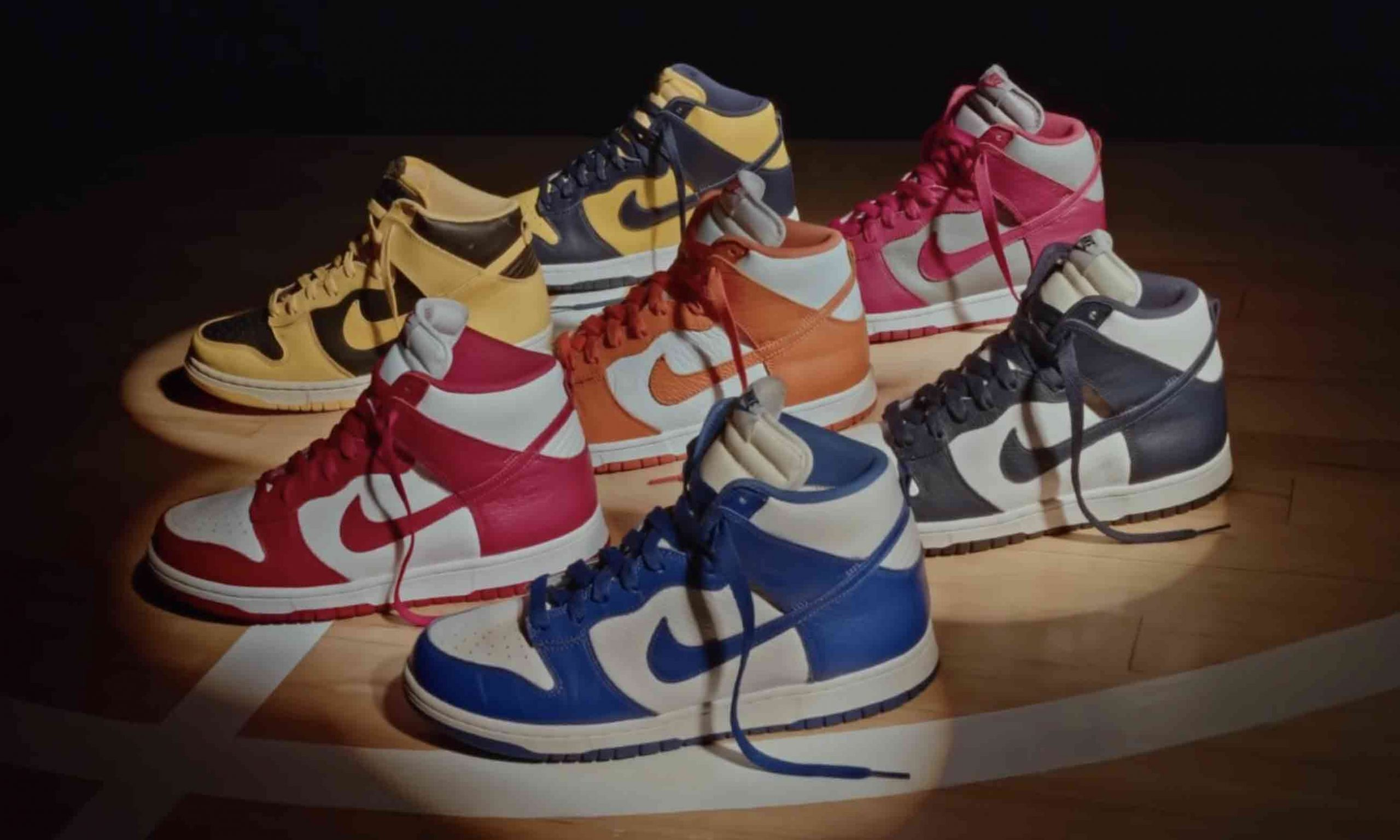 Nike 官方纪录片《The Story of Dunk》第一集发布