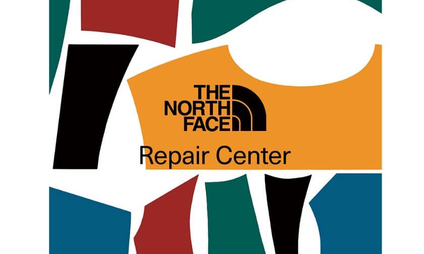 THE NORTH FACE 将开设品牌服装维修中心