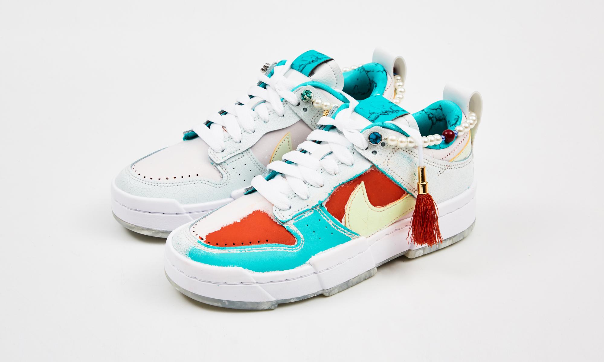鞋圈共振,SOULGOODS 特别呈现 Nike Dunk Low Disrupt 中国风发售派对