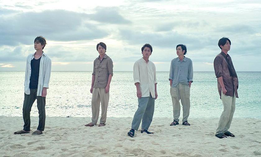 粉丝不舍,Arashi 主持人气日本综艺《VS岚》《交给岚吧》即将迈入尾声