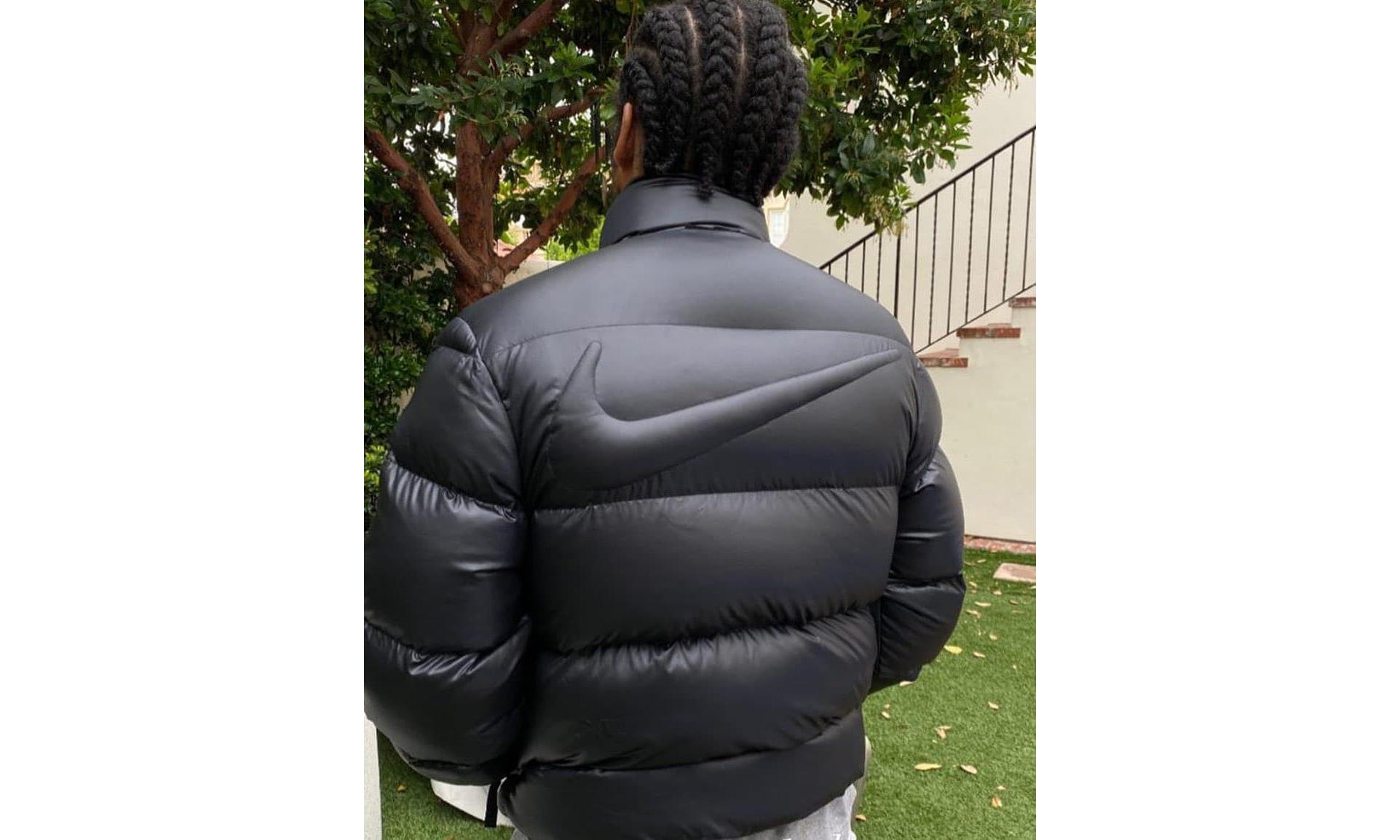 抢先预览 Drake x Nike 联名系列羽绒服