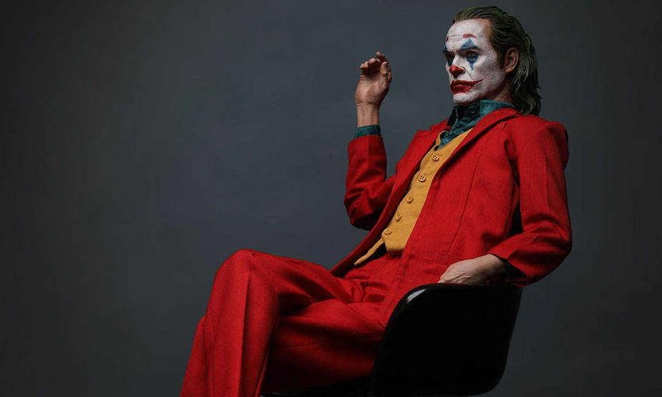 完美还原,Queen Studios 发布《小丑》1/3 比例全身雕像