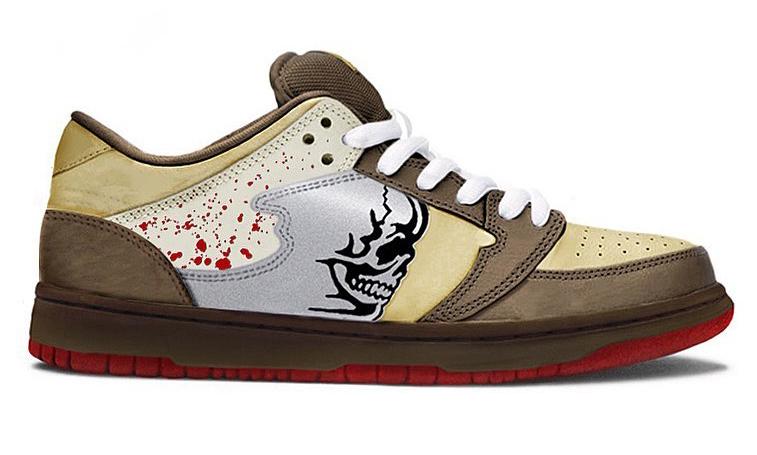 无法「改造」Dunk 后,Warren Lotas 推出全新 Reaper 鞋款