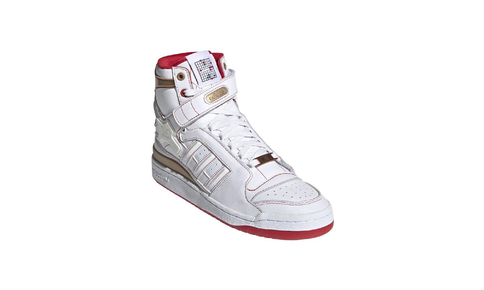 adidas Originals 两个新系列鞋款谍照曝光