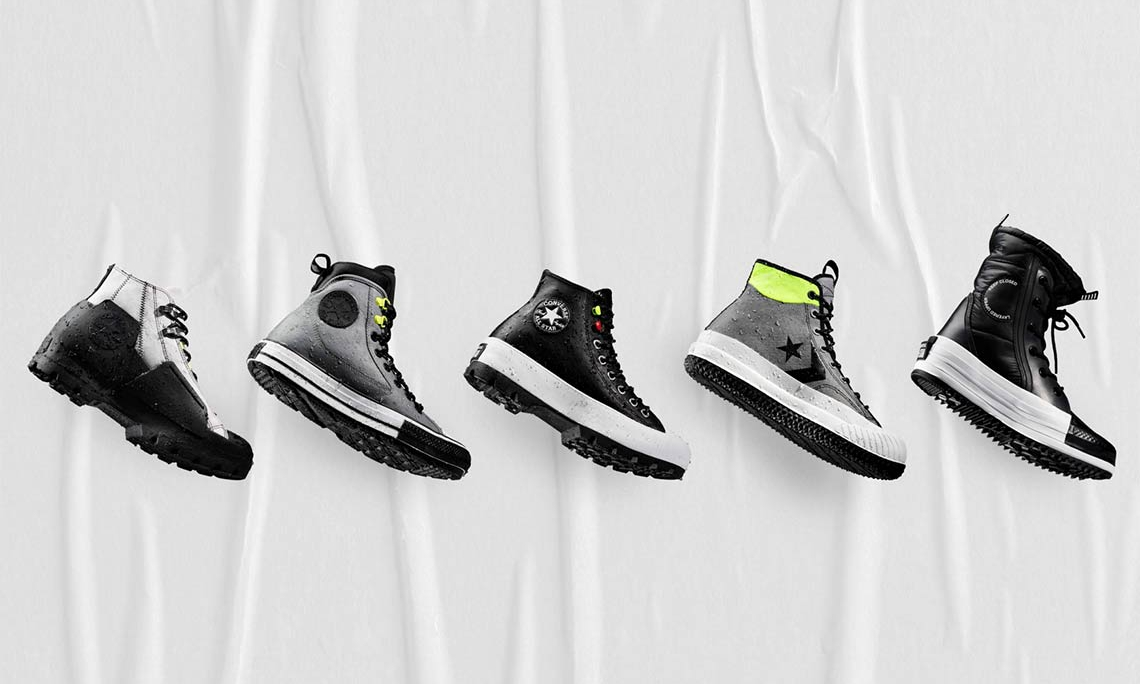 CONVERSE 正式推出 Holiday 2020「COUNTERCLIMATE」系列