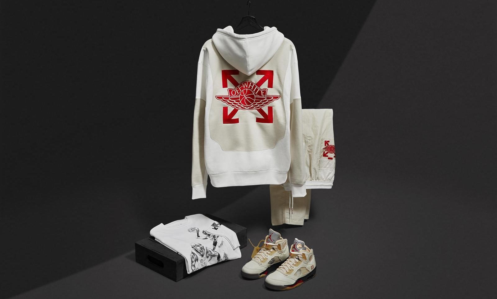 Air Jordan V x Off-White™ 合作全系列公开