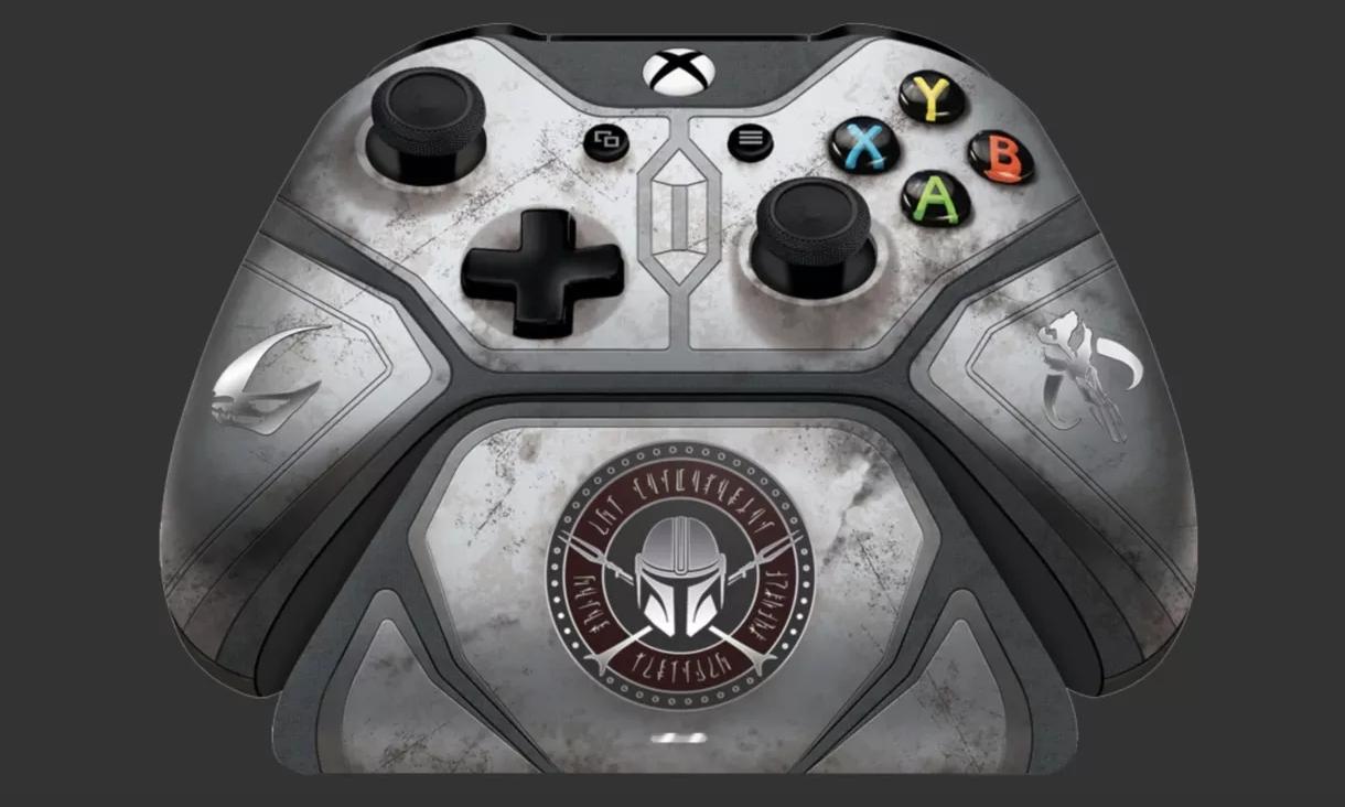 《星球大战:曼达洛人》Xbox 限量版手柄公布