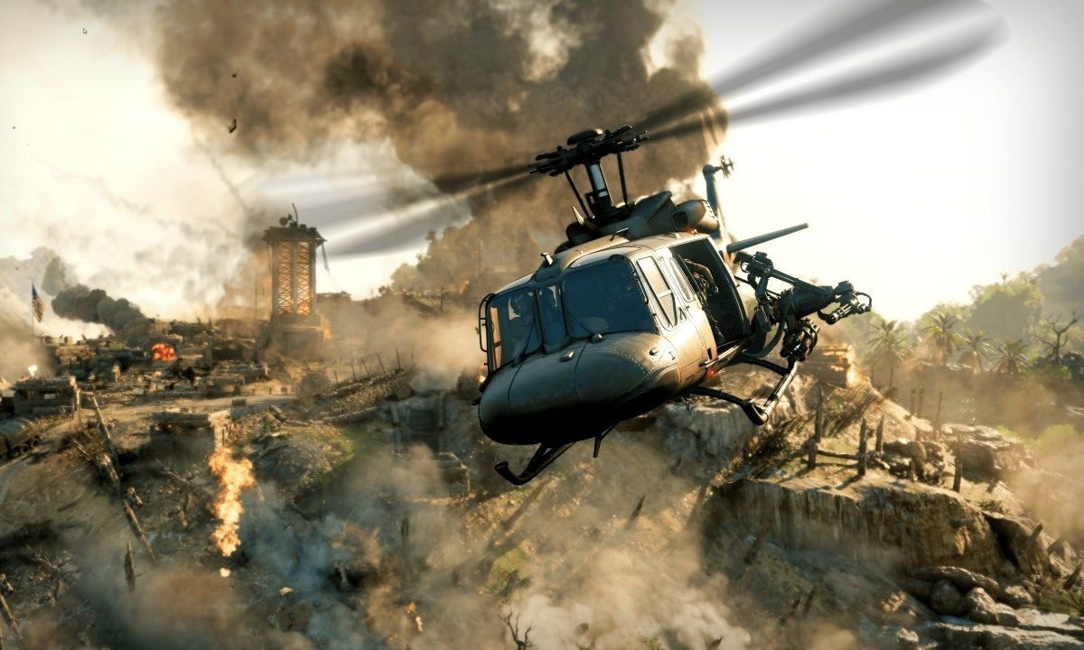 11 月 13 日发售,《使命召唤 17:黑色行动冷战》公布上市宣传片