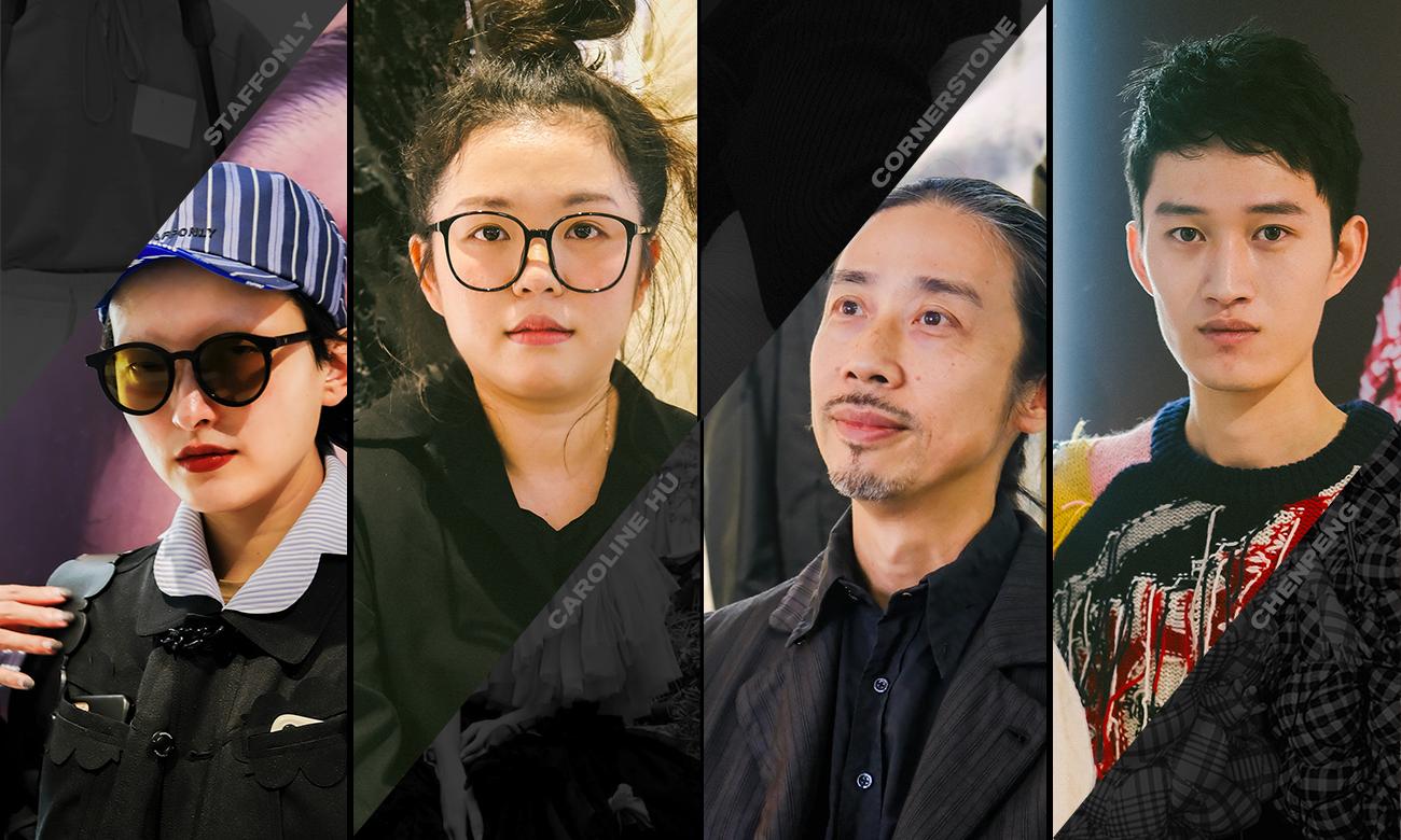 疫情后的上海时装周,本土设计师们对「时尚复苏」有什么反应?