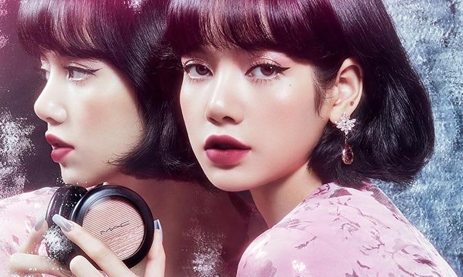 M·A·C 魅可官宣 BLACKPINK 成员 LISA 成为全球品牌代言人