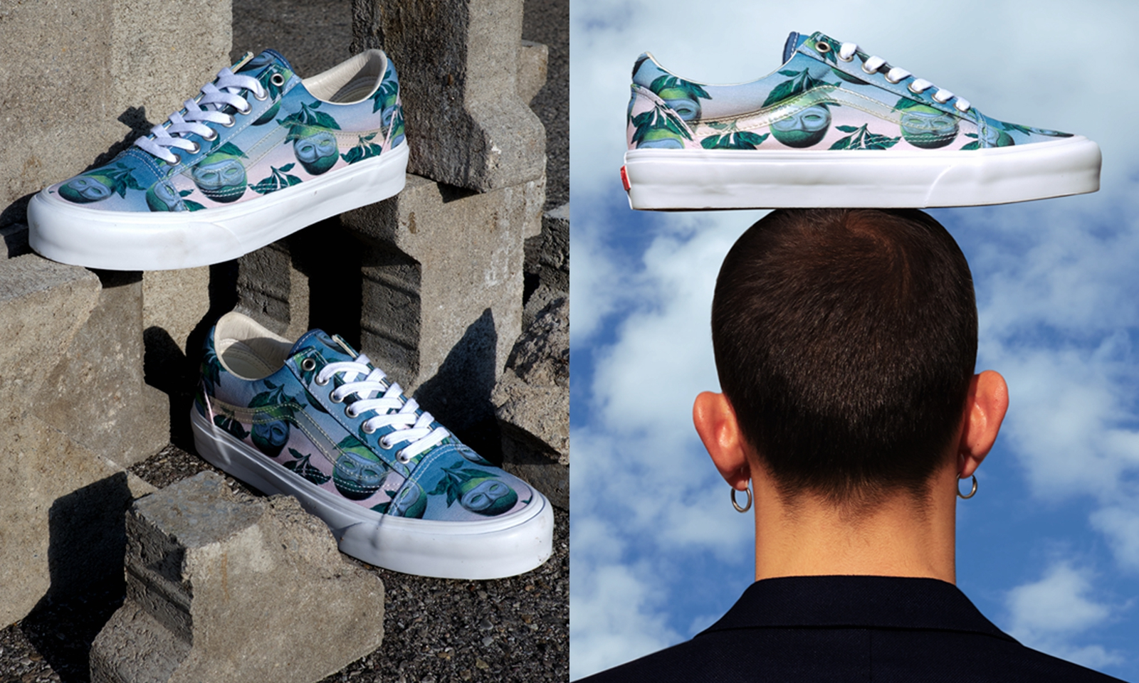 OPENING CEREMONY x The Magritte Foundation x Vans 三方联名公开