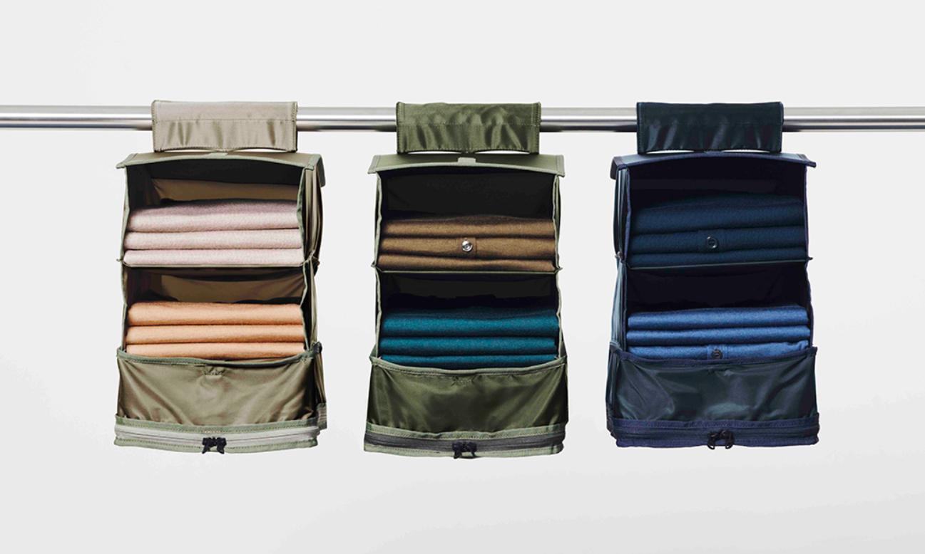 JOHN SMEDLEY x PORTER 针织旅行套装迎来二度发售