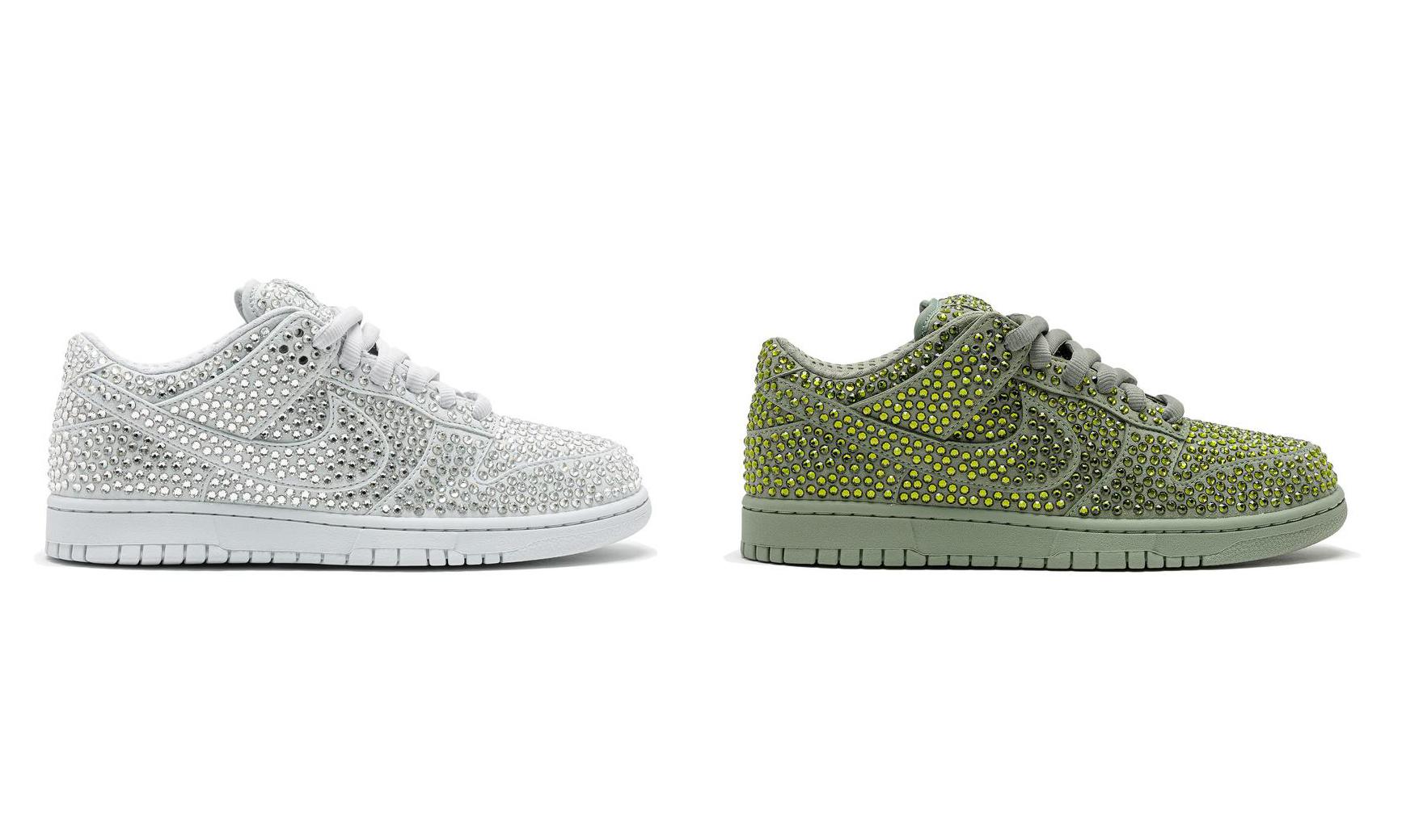 发售价 550 美元,CPFM x Nike Dunk Low 突击官网发售