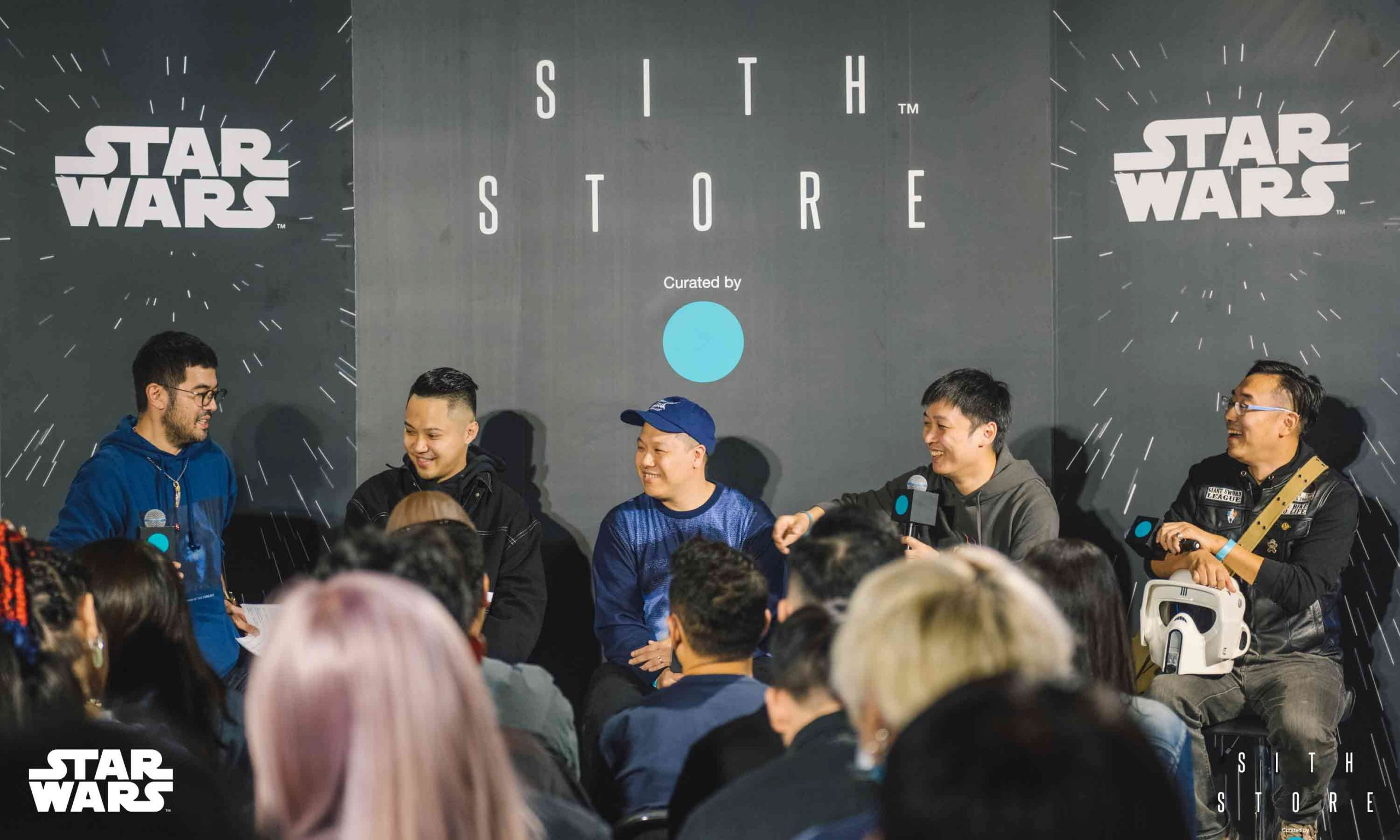 3125C x STAR WARS 合作系列于「SITH STORE」正式发售