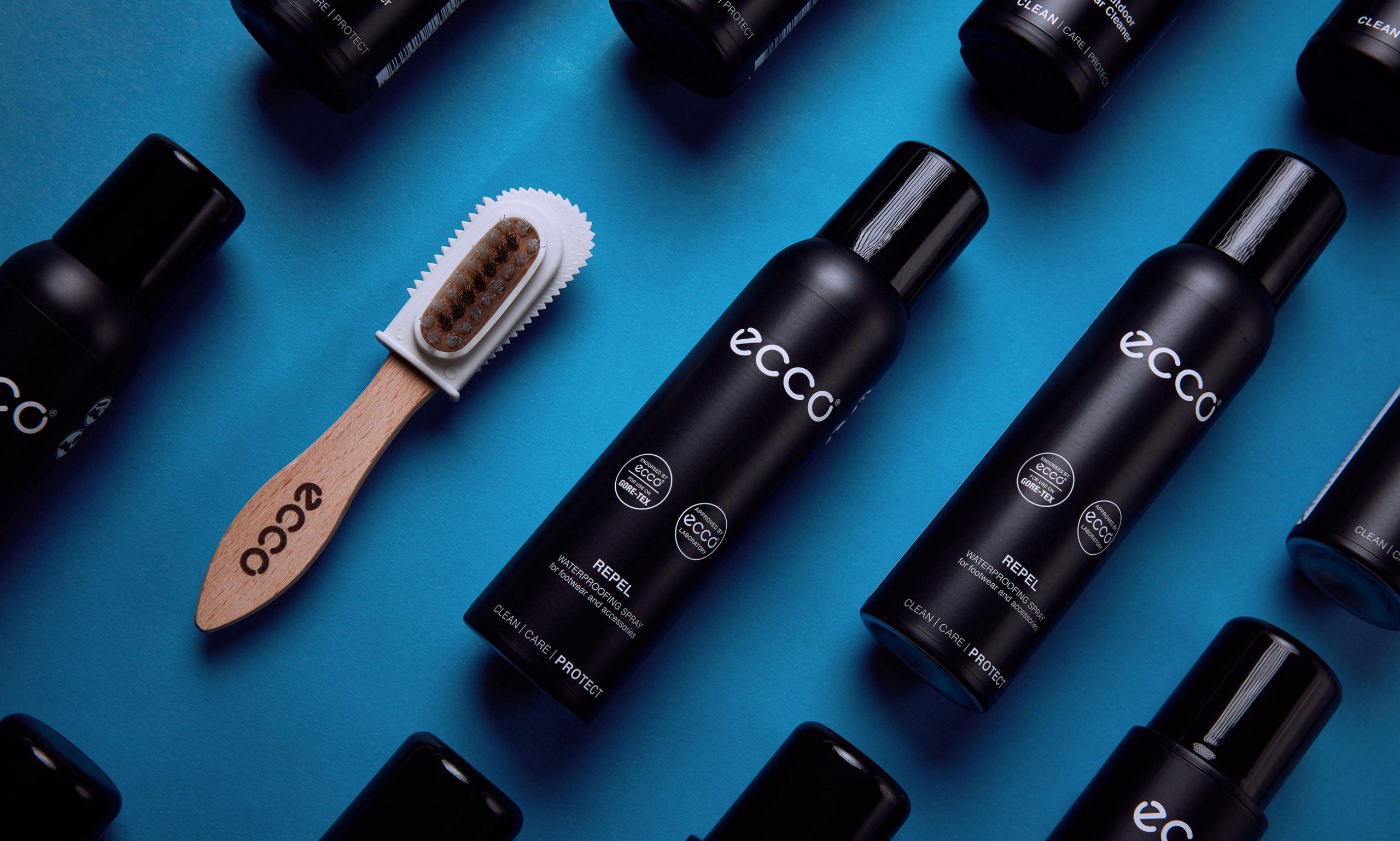 ECCO 推出皮革护理系列