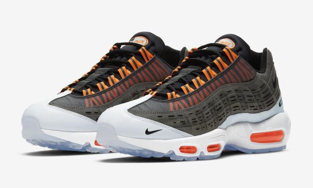 抢先预览 Kim Jones x Nike Air Max 95 联名系列