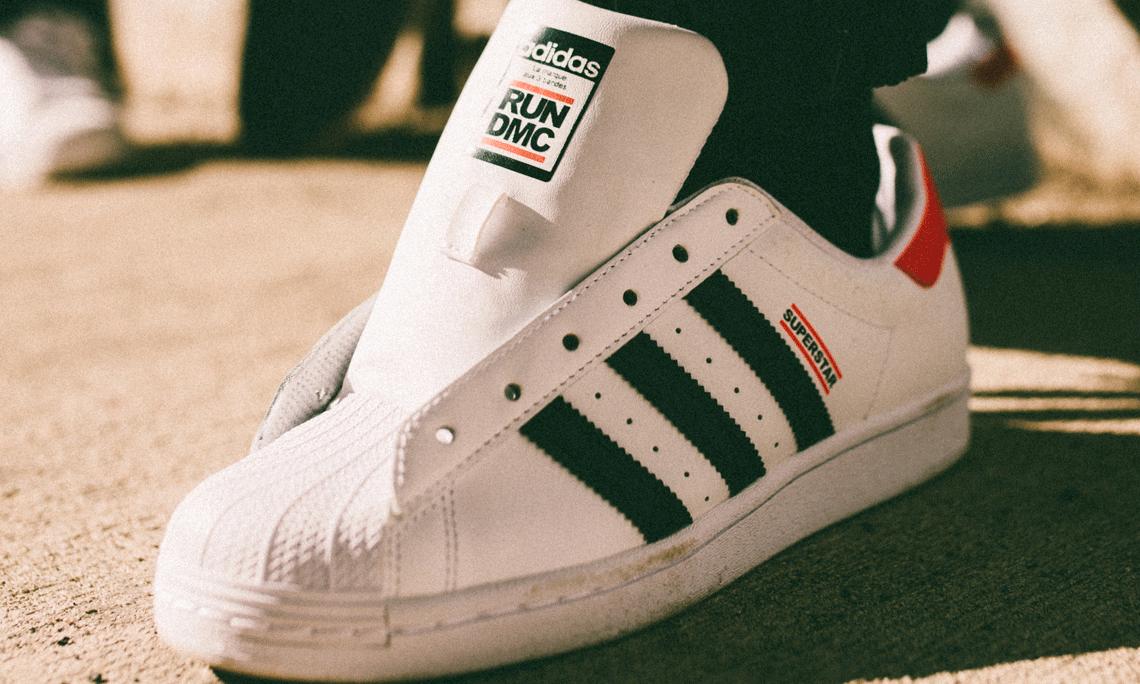 Run-DMC x adidas Originals Superstar 全新联名系列登场