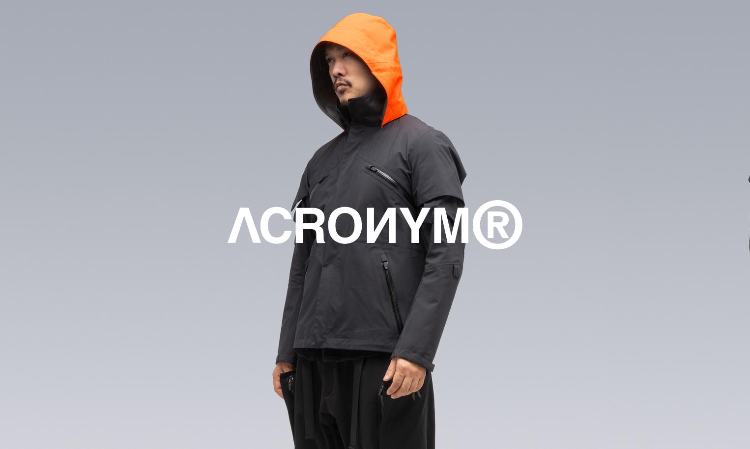 ACRONYM® 释出 2020 秋冬第四波单品