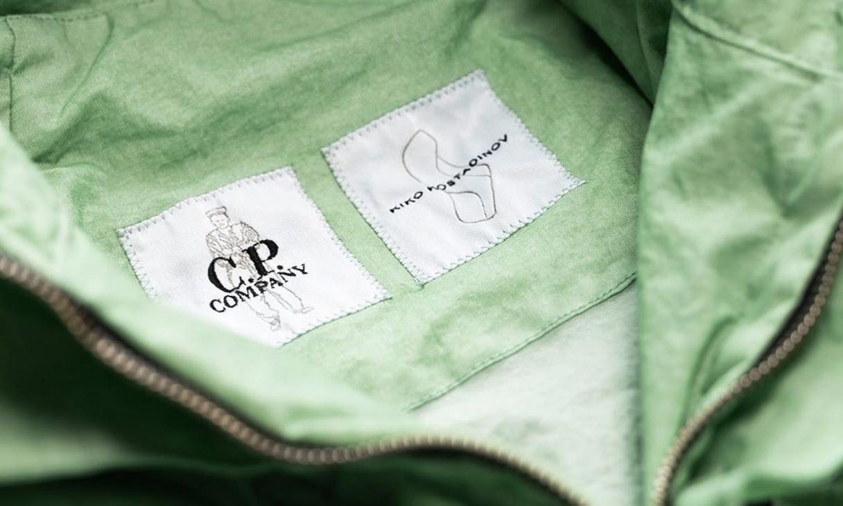 C.P. Company x Kiko Kostadinov 即将再次上架