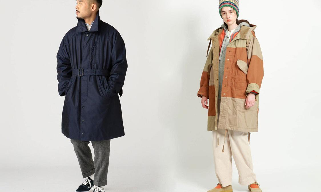 BEAMS 携手 Engineered Garments 打造 2020 秋冬联乘系列