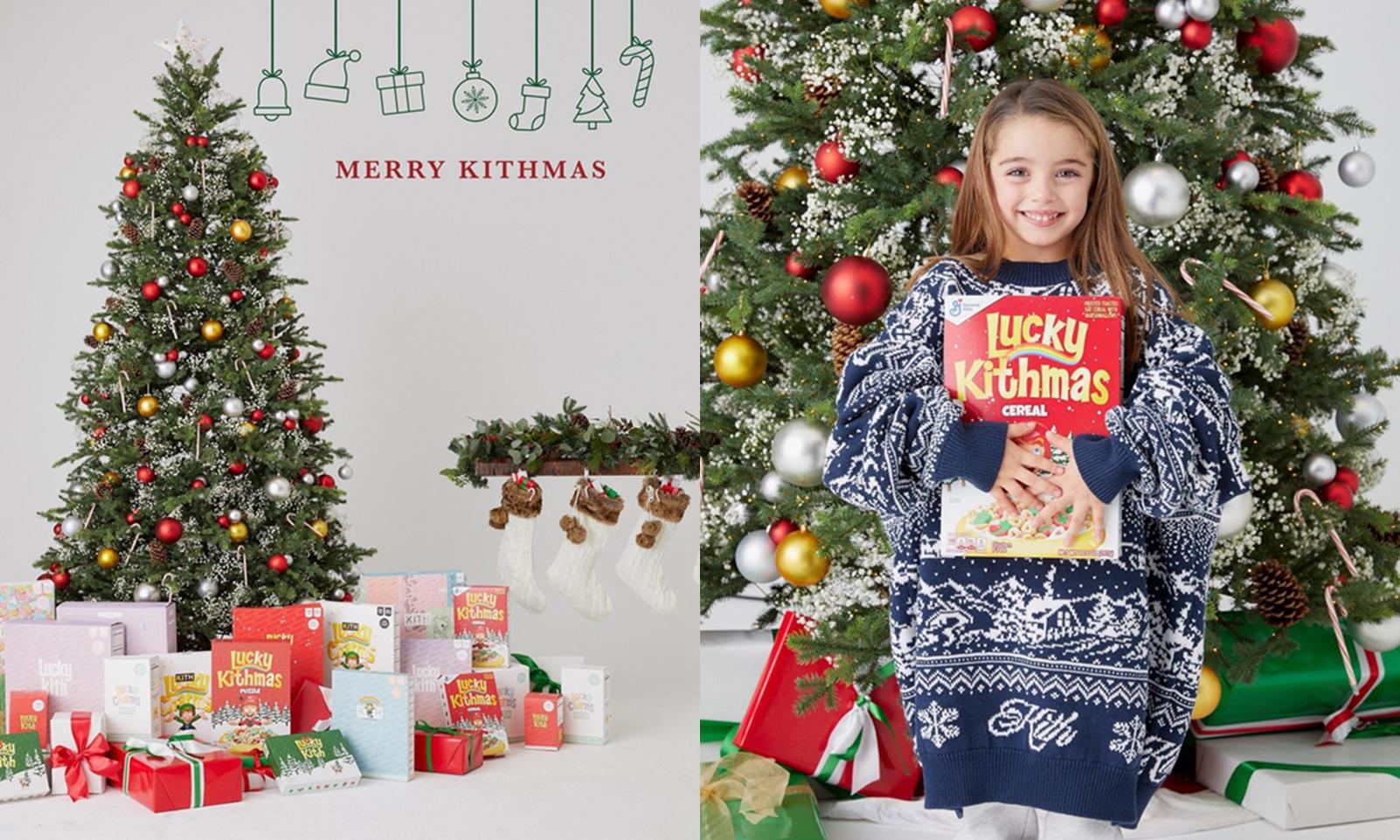 KITH 推出「Lucky Kithmas」圣诞庆典系列