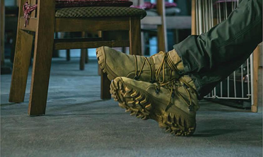 满足一切需求,nonnative x ASICS GEL-YETI TOKYO HI G-TX 联名靴款即将开售