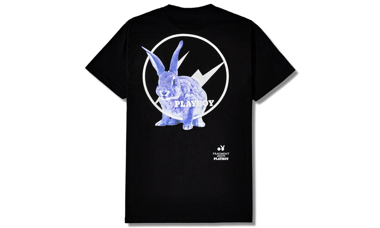 fragment design x Playboy 联乘系列官图释出