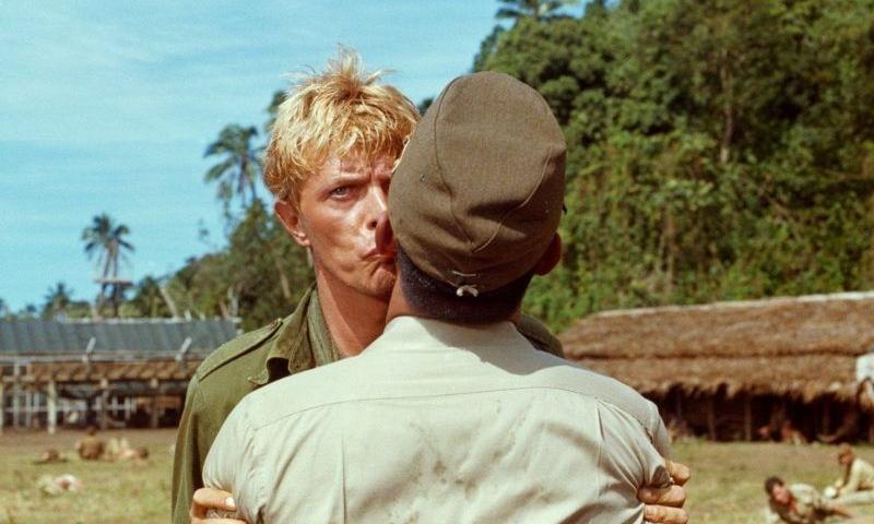 《圣诞快乐,劳伦斯先生》将于 David Bowie 逝世五周年在台湾重映