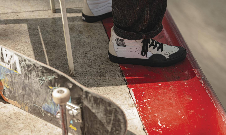 Vans 推出 Jackson Pilz 个人签名鞋款