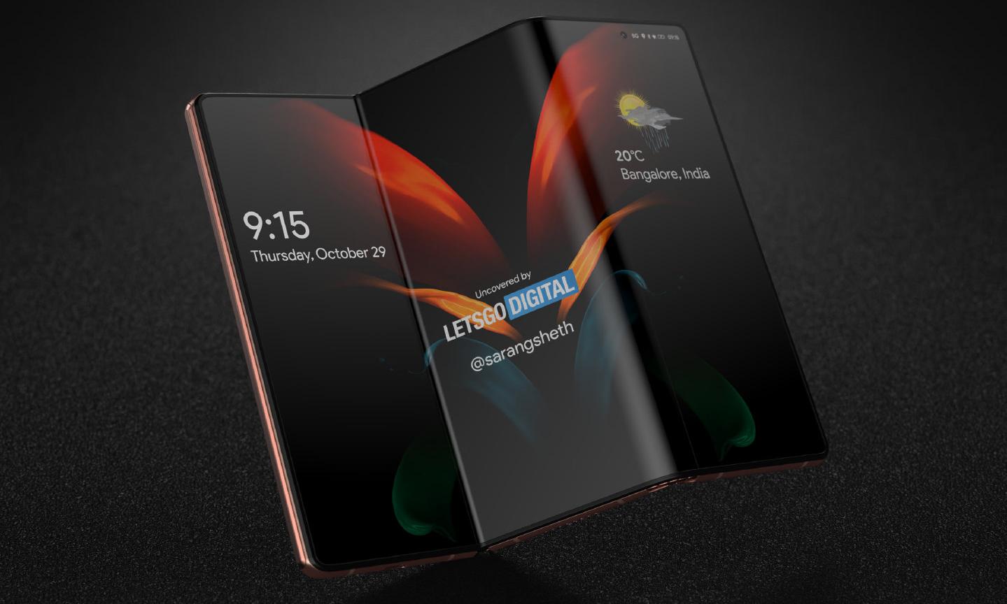 三星或将于 2021 年推出三折式平板电脑和透明屏幕手机