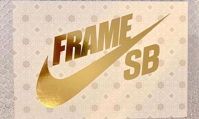 Nike SB Dunk Low「Habibi」特殊鞋盒曝光